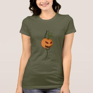 T-shirt da abóbora