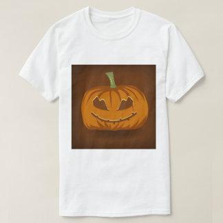 T-shirt da abóbora. Aperfeiçoe para o Dia das