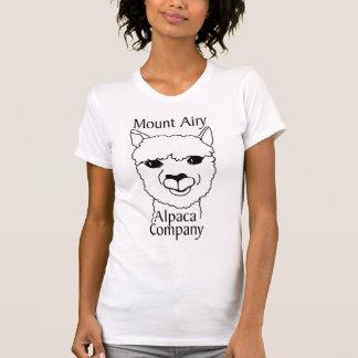 T-shirt da alpaca