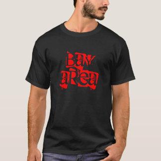 T-shirt da área da baía