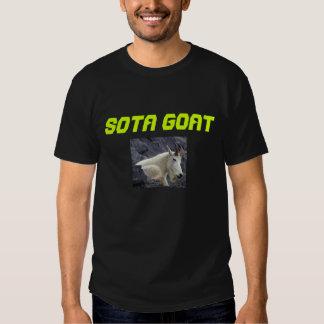 T-shirt da cabra de SOTA