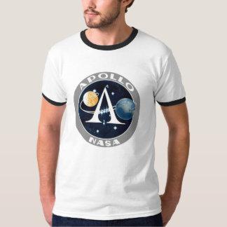 T-shirt da campainha da NASA Apollo 11