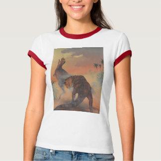 T-shirt da campainha das senhoras