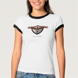 T-shirt da campainha dos guardiães (mulheres)