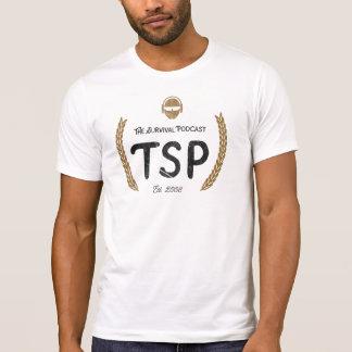 T-shirt da cevada do TSP