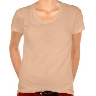 T-shirt da coruja do vintage