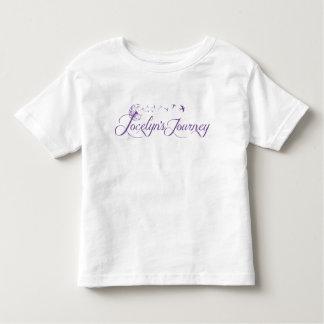T-shirt da criança, branco