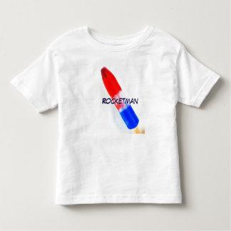 T-shirt da criança de Rocketman