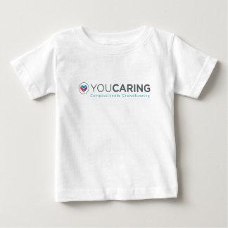 T-shirt da criança de YouCaring