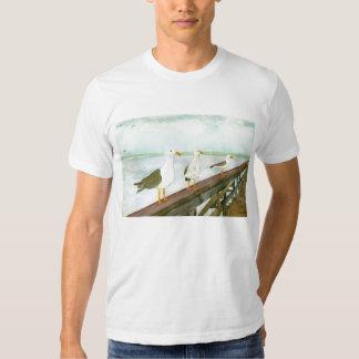 T-shirt da gaivota