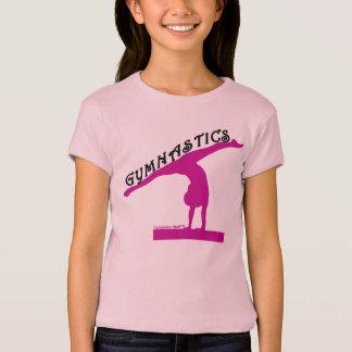 T-shirt da ginástica - grande presente!