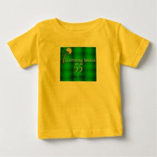 T-shirt da independência do Jamaica da criança