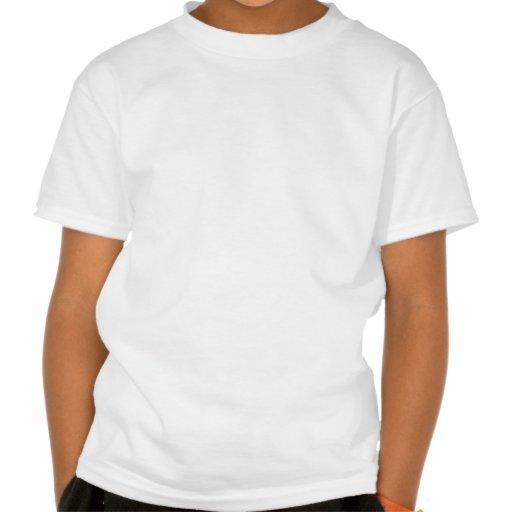 T-shirt da luta de Cena dos miúdos