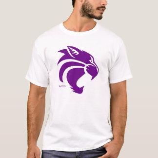 T-shirt da mascote dos Wildcats de Clovis