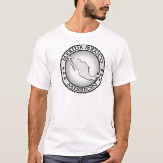 T-shirt da missão de Merida México LDS