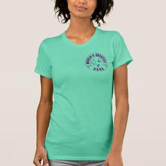 T-shirt da Nana do mundo o grande