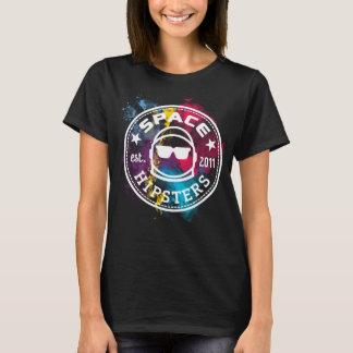 T-shirt da nebulosa dos hipsteres do espaço das