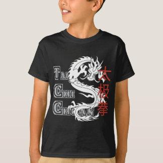 T-shirt da obscuridade de Chuan do qui da TAI