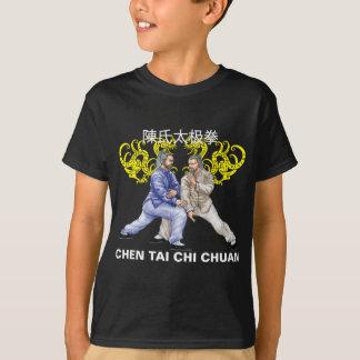 T-shirt da obscuridade de Chuan do qui de Chen TAI