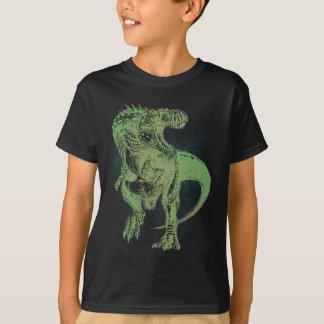 T-shirt da obscuridade do Giganotosaurus