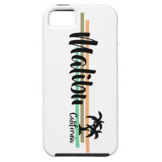 T-shirt da palma de Malibu Capas Para iPhone 5