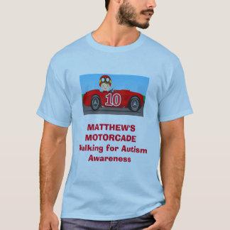 T-shirt da parada de Matthew