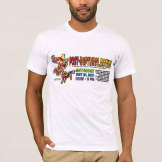 T-shirt da pilhagem do êxtase do cargo