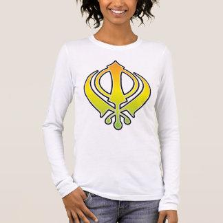 T-shirt da religião dos Sikhs
