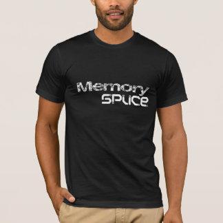 T-shirt da tala da memória