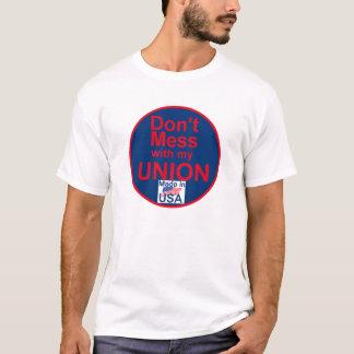 T-shirt da UNIÃO de AFL