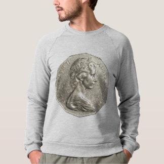 T-shirt da urze com moeda de Austrália: 50