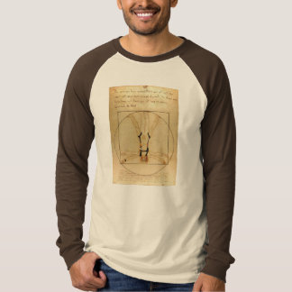 T-shirt da Vinci Skydiving