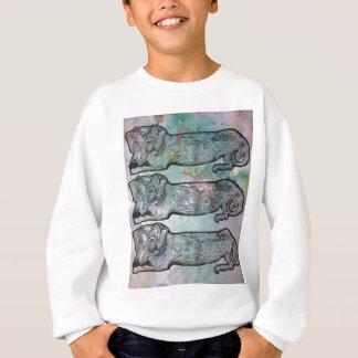 T-shirt Dachshund bonito