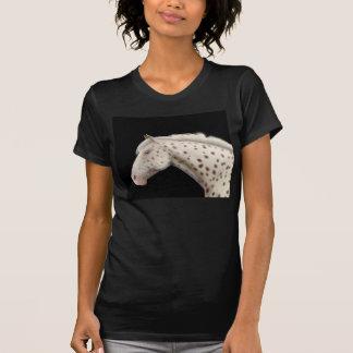T-shirt das senhoras do Appaloosa pequeno