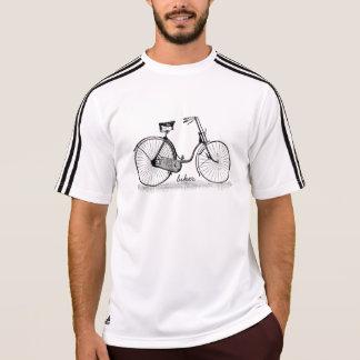 T-shirt de Adidas ClimaLite® do motociclista do