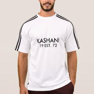 T-shirt de Adidas ClimaLite® dos homens de KASHANI
