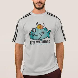T-shirt de Adidas dos guerreiros dos peixes