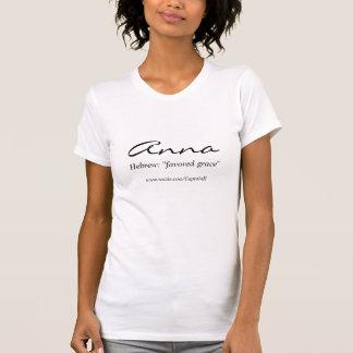 T-shirt de Anna