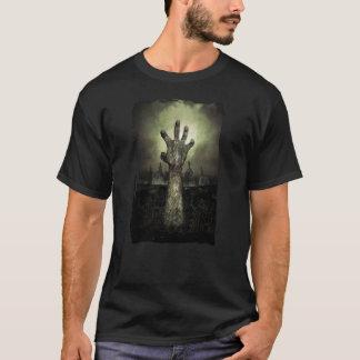 T-shirt de aumentação anual do Dia das Bruxas