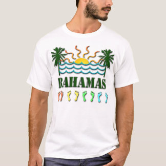 T-shirt de Bahamas