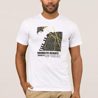 T-shirt de Brooklyn Heights, Brooklyn NYC no