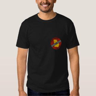 T-shirt de C4 Sherman