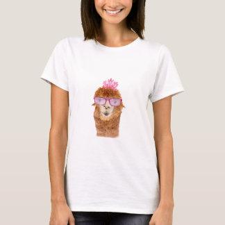 T-shirt de Cangaroo do hipster