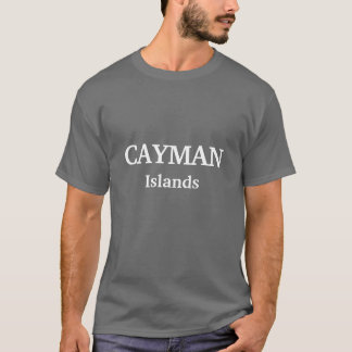 T-SHIRT DE CAYMAN ISLANDS