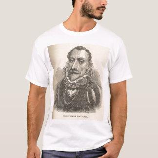 T-shirt de Cristóvão Colombo