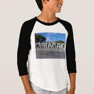 T-shirt de Curaçau