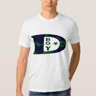 T-SHIRT DE D-BOY/