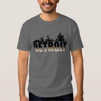 T-shirt de Detroit
