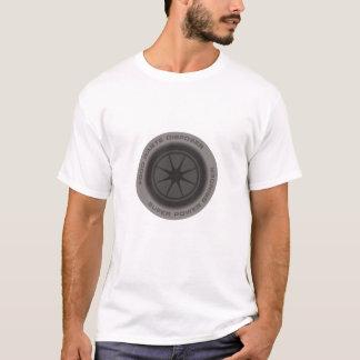 T-shirt de Disposer do desperdício de comida