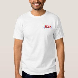 T-shirt de ER/Trauma